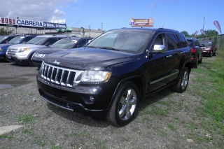 Jeep Grand Cherokee Limited Negro 2011