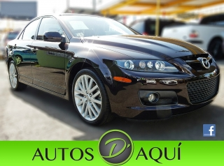 2007 MAZDA 6 SPEED TURBO AWD TURBO STANDARD