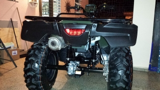 HONDA FOUR TRACK 2013 RUBICON 500
