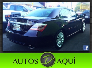 2011 ACURA RL TECHNOLOGY PACKAGE