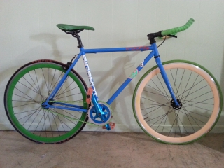 Fixie BIG SHOT