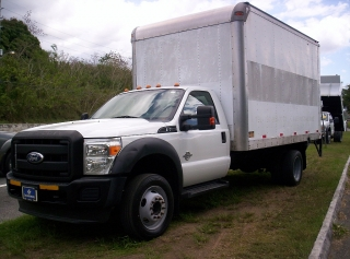 FORD 450HD 2010 CAJON SECO TURBO DIESEL
