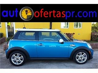 Mini  Cooper  S Aut. Turbo 2011