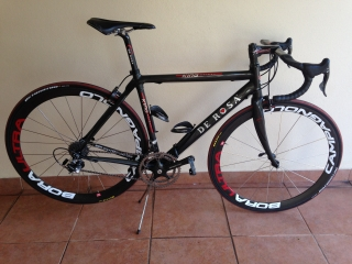 Bicicleta Full Carbon