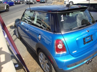 COOPER S TURBO INT. EN PIEL DOBLE TONO, AROS
