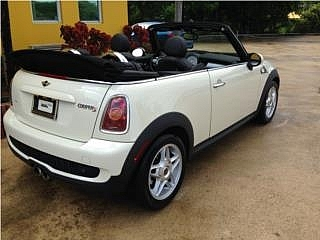 COOPER S TURBO CONVERTIBLE 2010