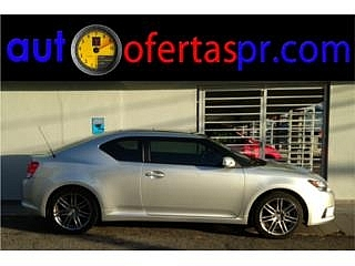 SCION TC 2013 AUT., PANORAMROOF, AROS, 8K, $344M