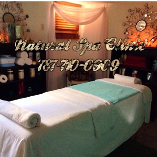 Relaxing and Healing Massage Therapy Natural Spa Clinic