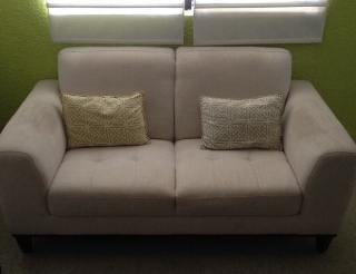 Loveseat de Koper