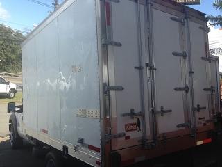 FORD F-550 2011 Refrigerado.diesel Tel 787-312-4078 787-312-3863