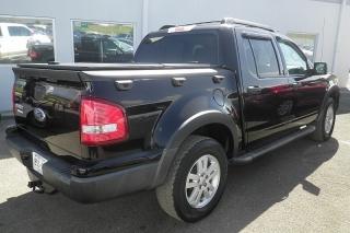 Ford Explorer Sport Trac Xlt Negro 2007
