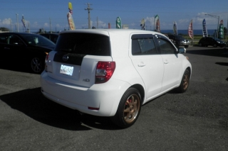 Scion Xd Blanco 2008