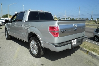 Ford F-150 Xl Plateado 2010