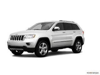 Jeep Grand Cherokee Limited White 2011