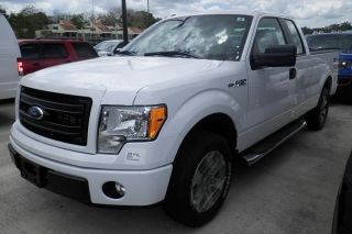 Ford F-150 Stx Blanco 2014