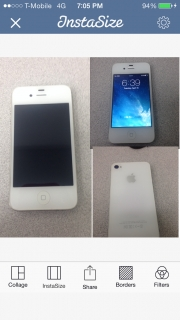 IPHONE 4 BLANCO 16GB AT&T COMPRA YA!