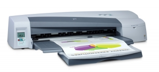 Printer / Impresora: hp designjet 110plus nr