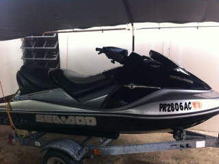 2005 SEA-DOO GTX Limited  SOLO 11HR de uso