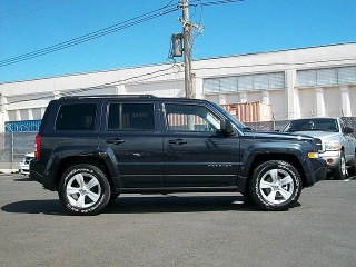 Jeep Patriot 2014