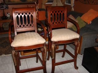 SET DE BARRA & STOOLS