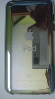 Apple iPod Touch 4ta Generacion 8GB En Blanco