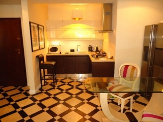 1 Bedroom  Furnished  With City View,Condado