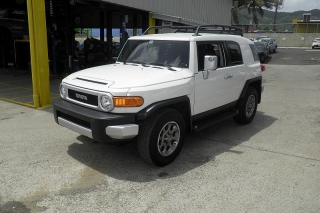 Toyota Fj Cruiser 4dr 2wd At Blanco 2011