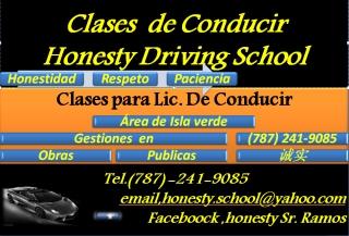 Clases para conducir en San Juan