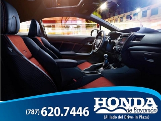 HONDA CIVIC SI COUPE 2014