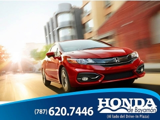 HONDA CIVIC COUPE 2014
