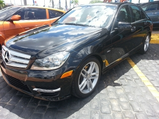 MERCEDEZ C250 2012