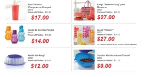 Venta Super Secreta Tupperware