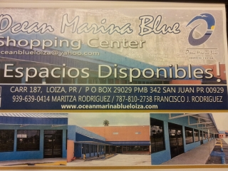 Ocean Marina Blue Shopping - Loiza