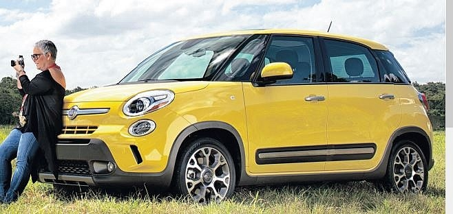 Fiat 500L Pop Turbo