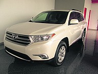 TOYOTA HIGHLANDER LTD