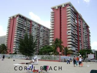 CORAL BEACH- OCEAN VIEW