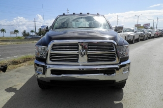 Ram 2500 Laramie Marron 2011
