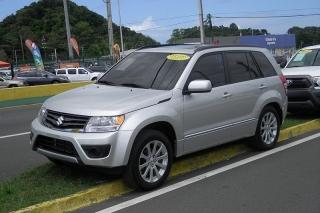 Suzuki Grand Vitara Premium Plateado 2013