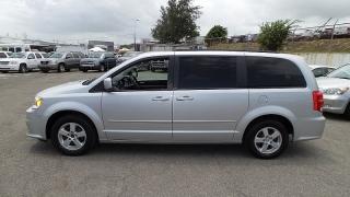 Dodge Grand Caravan Sxt Plateado 2012