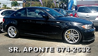 BMW 135i M-PACKAGE 2011