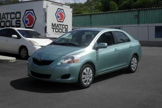 Toyota Yaris Verde 2011