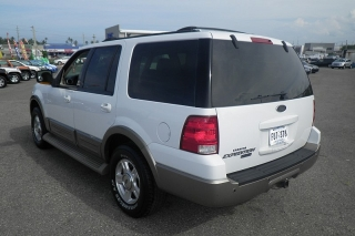 Ford Expedition Eddie Bauer Blanco 2003