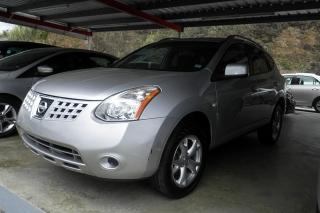 Nissan Rogue Sl Plateado 2009