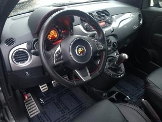 Fiat Abarth 2013