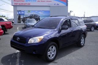 Toyota Rav4 Azul 2007