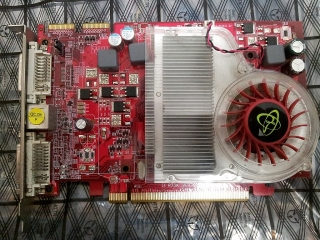 Tarjeta de Video / Graphic Card