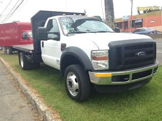 FORD  F-550 XL SUPER DUTY 2008 Plataforma 12 pies tel 787-312-3863 787-312-4078