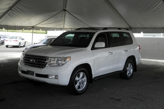 Toyota Land Cruiser Blanco 2008