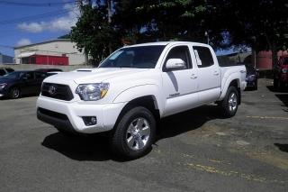 Toyota Tacoma Prerunner Blanco 2014