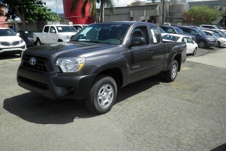 Toyota Tacoma Gris Oscuro 2014